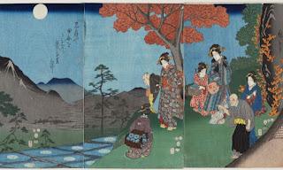 Stili e forme di pittura giapponese... 12.-Hiroshige-1000x600