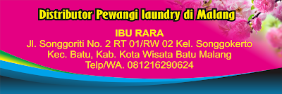 Pewangi Laundry Dimalang Jawa Timur