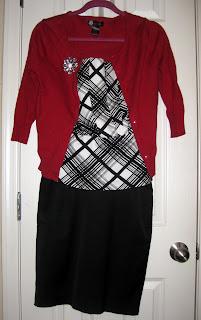 The Pop Of Color Mix It Up Monday Black Pencil Skirt