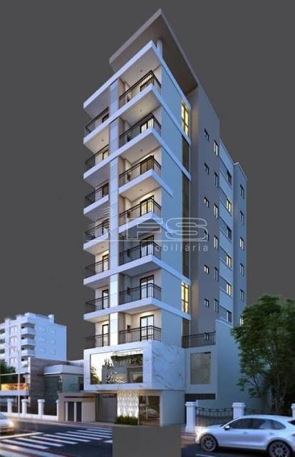 V2208 - Jazz Residence - Apartamento 2 dormitórios - bairro Morretes - Itapema/SC