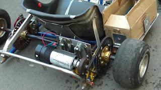 Memilih Dinamo Pada Kendaraan Listrik Roda 4 Electric