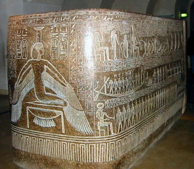 Sarcófago de Ramsés III.