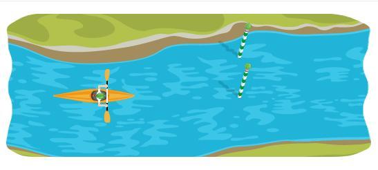 Play Slalom Canoe Game On Google Doodle For Fun Google