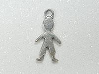 Amuletos con Forma Humana: Hombre