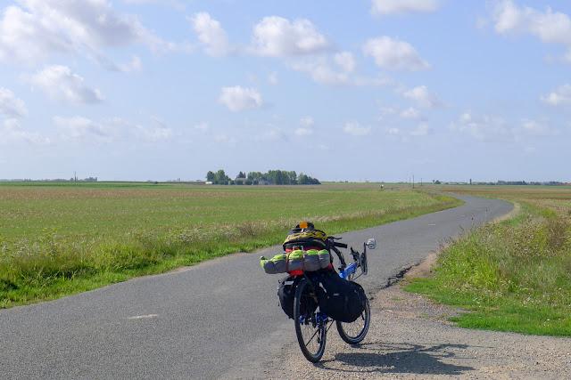 De Paris à Narbonne en vélo, La Beauce