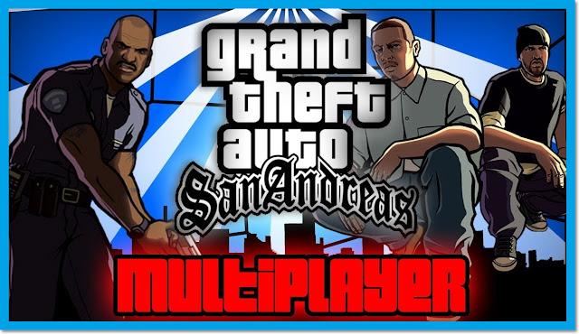 GTA San Andreas multiplayer online APK+OBB