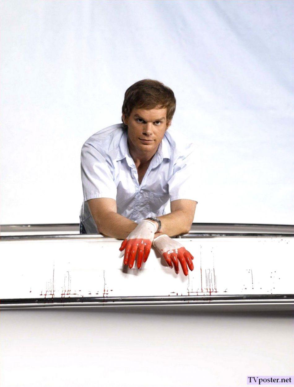 Michael Hall Man Look Actor Tv Series Dexter Hd Wallpaper