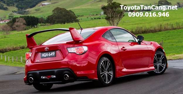 toyota ft 86 2015 toyota tan cang 3 -  - Đánh giá Toyota FT 86 2015 nhập khẩu: Đẳng cấp xe đua dạo phố