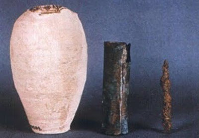 Baghdad battery.