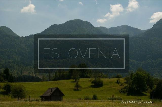 Preparativos viaje a Eslovenia