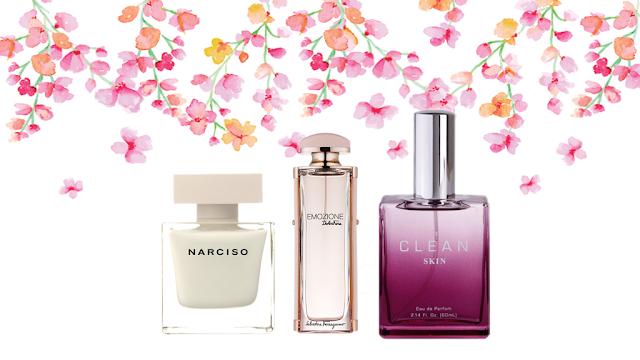 notas de almiscar perfume