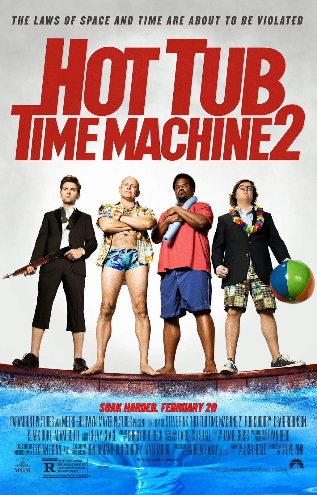 Hot Tub Time Machine 2 2015 - Full (HD)