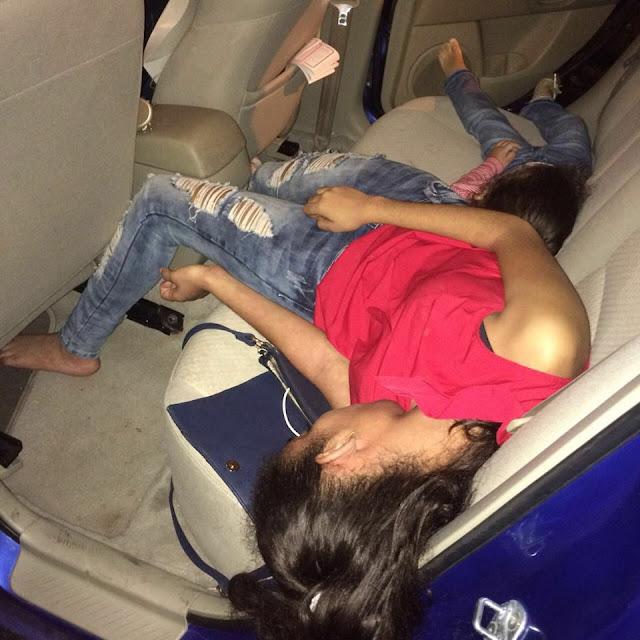 Encuentran una mujer y dos niñas muertas en interior de un carro en la zona universitaria