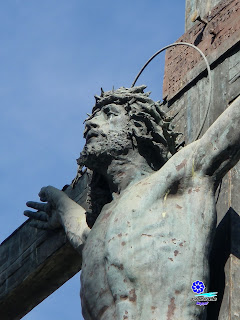 Sevilla - Cementerio de San Fernando - Cristo de las Mieles - Antonio Susillo