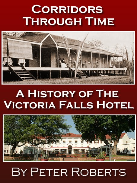 NEW BOOK ON VIC FALLS