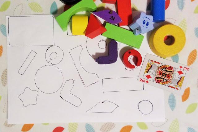Matematyka dla dzieci: wyobraźnia przestrzenna