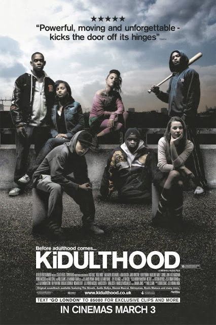 'Kidulthood' Movie Poster - Textual Analysis