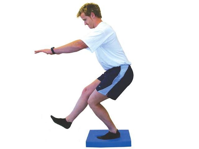latihan kebugaran jasmani keseimbangan (balance)