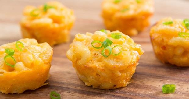 Mini Mac And Cheese Cups Recipe