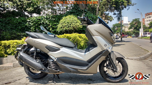 VENDO SCOOTER YAMAHA N MAX 155 ABS, modelo 2016
