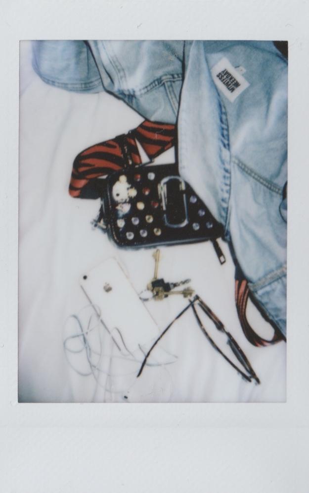 Essentials | shot on Polaroid.