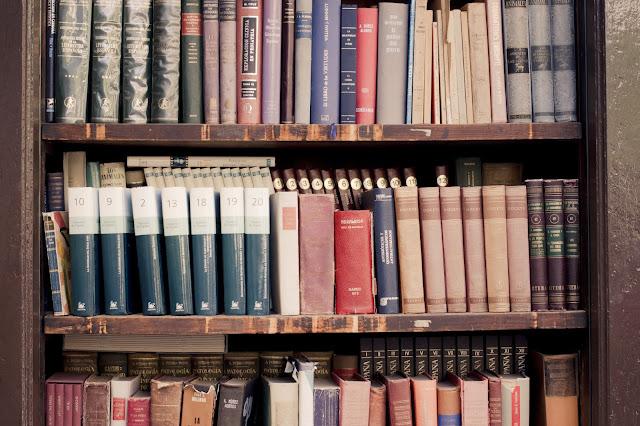 Książki, które posiadam, ale których (prawdopodobnie) nigdy nie przeczytam