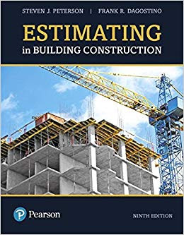 Estimating in Building Construction Free Download