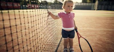 Beneficios de jugar tenis