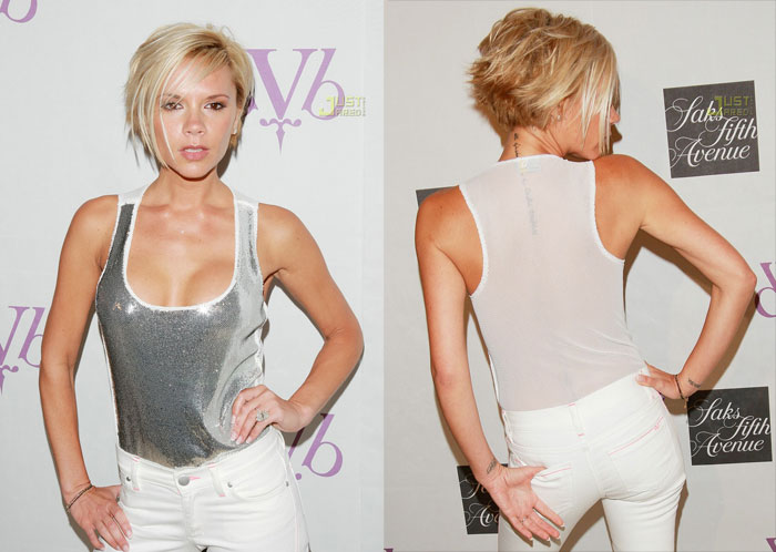 Admirable Victoria Beckham Hair Style Cool Hairstyle Ideas Short Hairstyles Gunalazisus