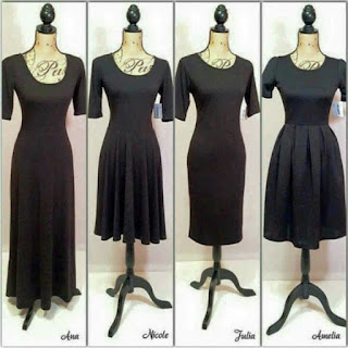 lularoe little black dresses