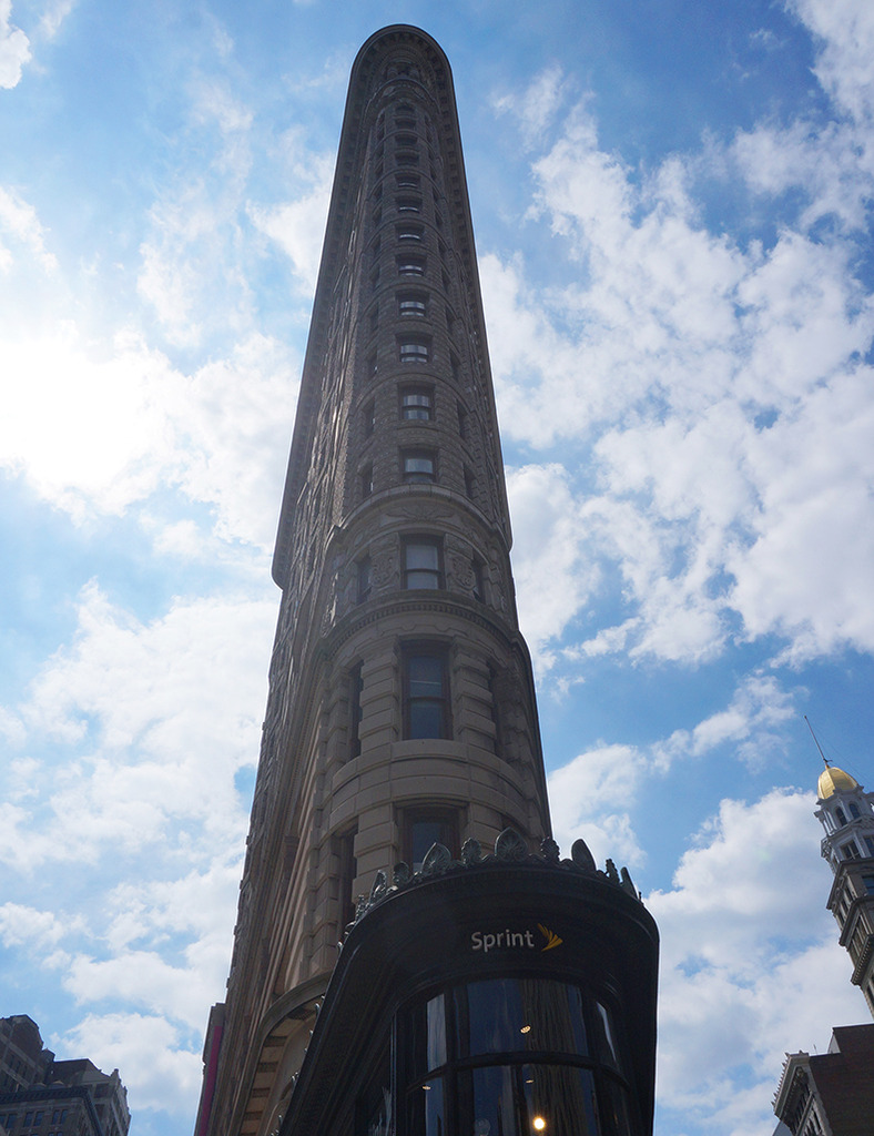 Euriental | fashion & luxury travel | 3 days in New York, flat iron