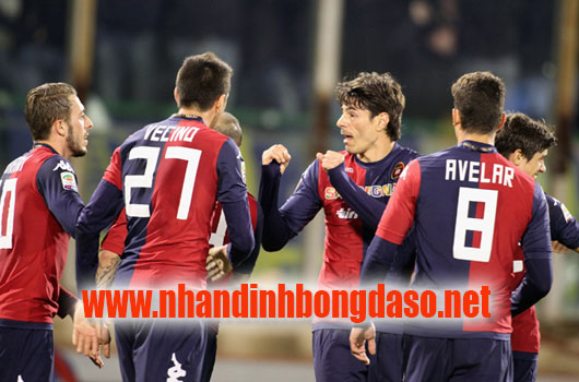 AS Roma vs Cagliari www.nhandinhbongdaso.net