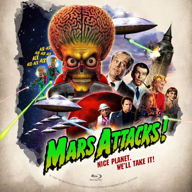 Label Bluray Mars Attacks
