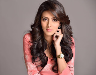 Bidya Sinha Saha Mim Cute In Mood