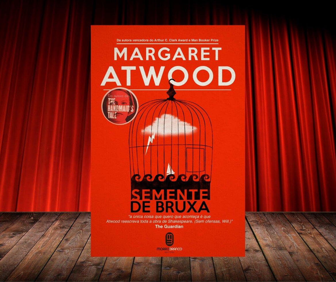Resenha: Semente de Bruxa, de Margaret Atwood