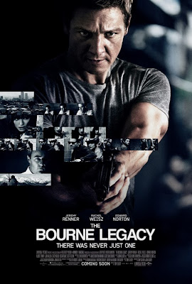 Poster The Bourne Legacy cu Jeremy Renner