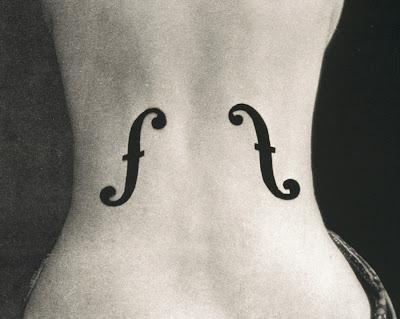 Dettaglio de Le violon d'Ingres