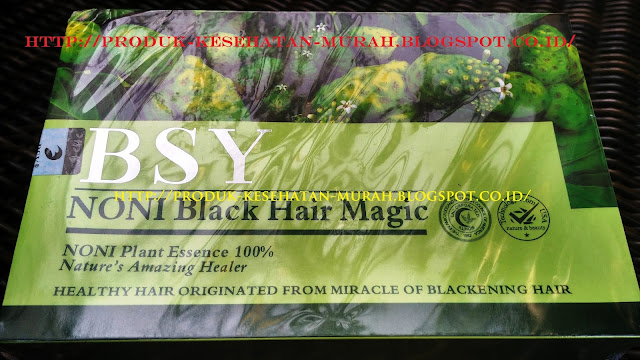 Formula Anti Uban BSY Black Hair Magic