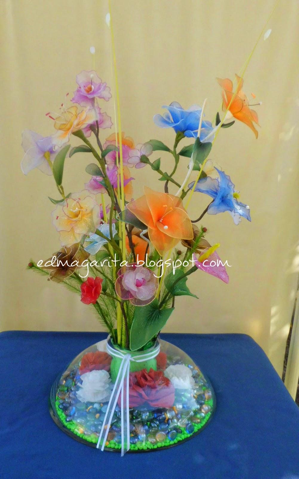 Imagenes De Jarrones Con Flores Artificiales