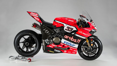Παρουσίαση Aruba.it Racing – Ducati WSBK 2017