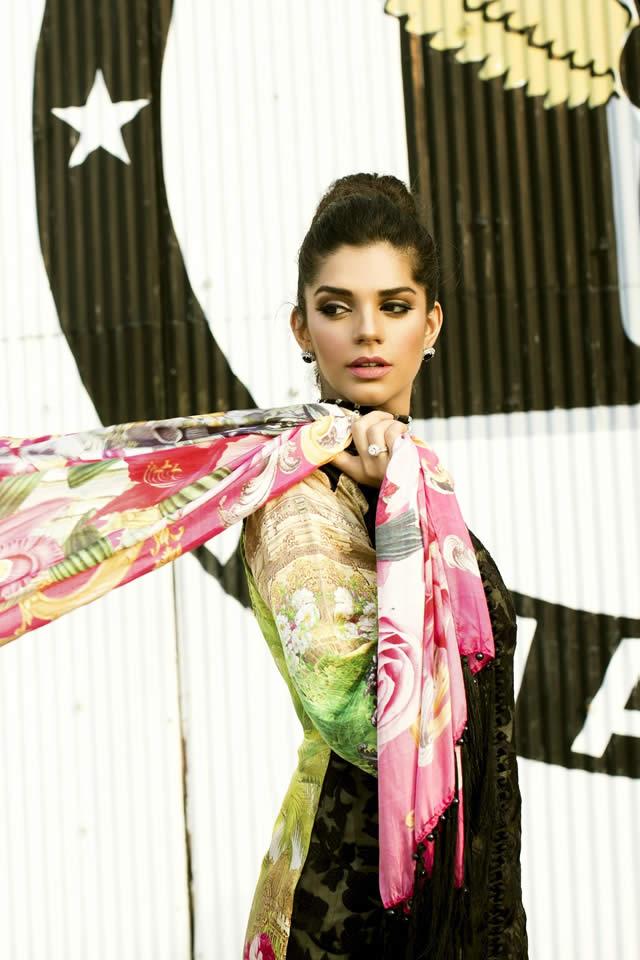 Current Event Pakistani Fashion Events Fashion New Fashion Pakistan Fashion Saira Shakira Luxury Pret Fashion Collection 2016