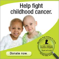 Donate to St. Judes Children's Research