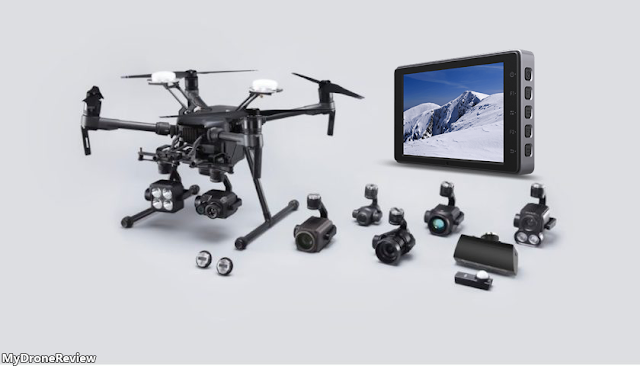 DJI announced the launch of ii novel products Dji Zenmuse XT2 Review - Everything you lot postulate to know