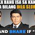 SURVEY: Payag po ba kayo na isa sa mga Tulfo Brothers ang italaga bilang bagong DILG Secretary ng Duterte Admin?