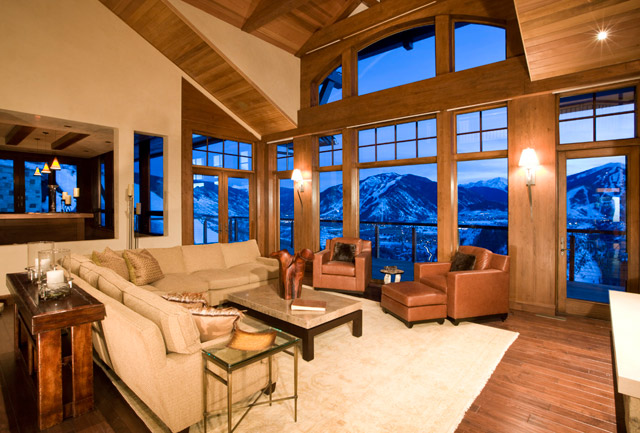awesome living room spaces   handrawndesign: Awesome Rooms!