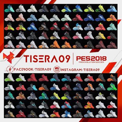PES 2018 Bootpack AIO v7 Season 2018/2019 by Tisera09