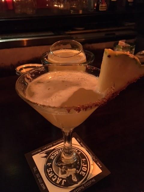 Joe Jack's Martini