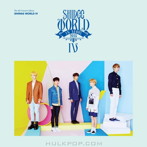 SHINee – SHINee WORLD IV – The 4th Concert Album (ITUNES PLUS AAC M4A)