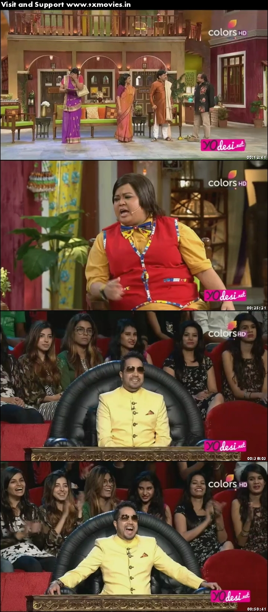 Comedy Nights Live 01 May 2016 HDTV 480p