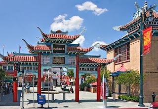 Chinatown en Los Angeles - que visitar